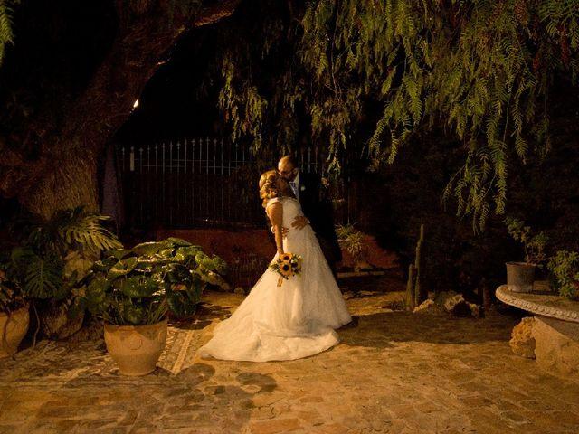 La boda de Francisco y Lola en Los Dolores (Los Dolores), Murcia 1