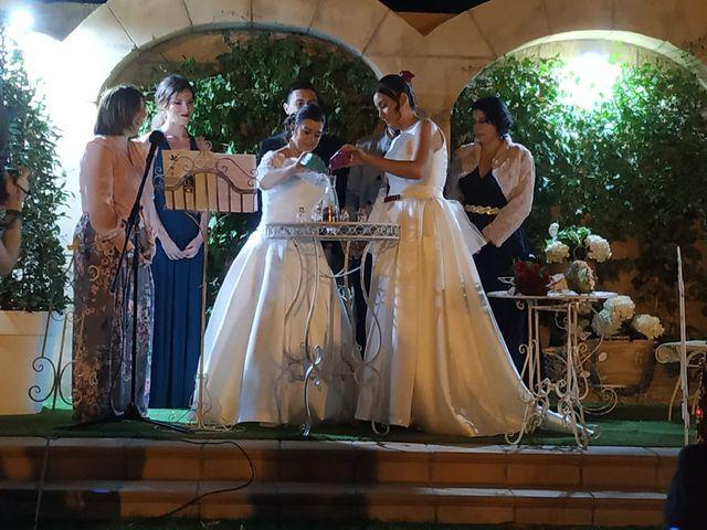La boda de Eva y Patricia