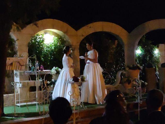 La boda de Patricia  y Eva en Pedrola, Zaragoza 2