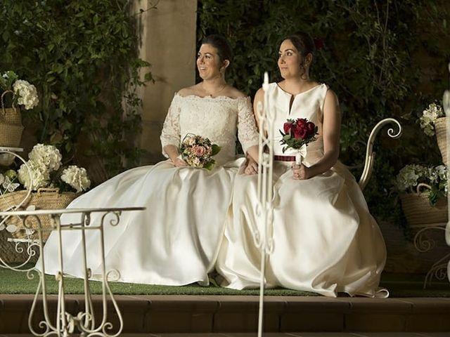 La boda de Patricia  y Eva en Pedrola, Zaragoza 9