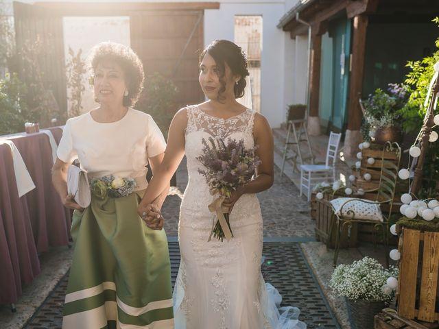 La boda de David y Hannah en Valdepeñas, Ciudad Real 18