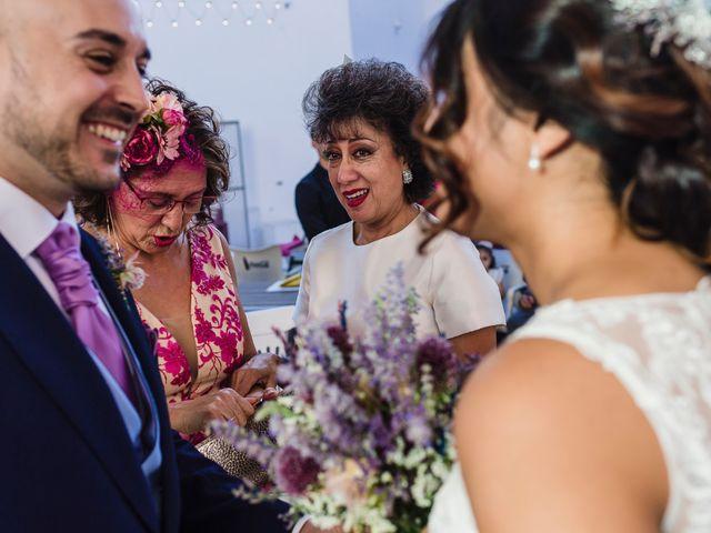 La boda de David y Hannah en Valdepeñas, Ciudad Real 21