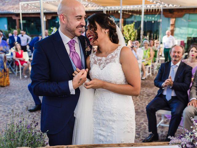 La boda de David y Hannah en Valdepeñas, Ciudad Real 26