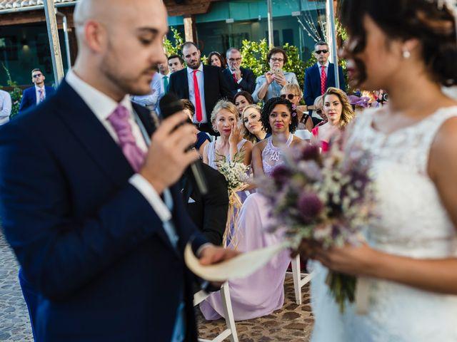 La boda de David y Hannah en Valdepeñas, Ciudad Real 27