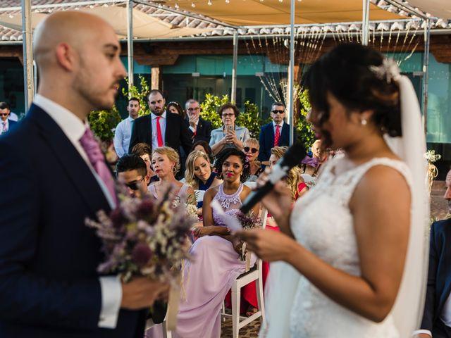 La boda de David y Hannah en Valdepeñas, Ciudad Real 28