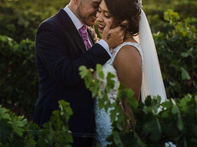La boda de David y Hannah en Valdepeñas, Ciudad Real 32