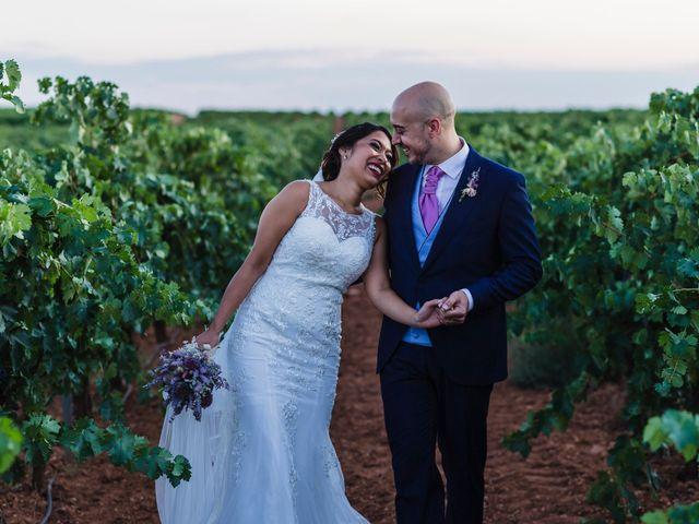 La boda de David y Hannah en Valdepeñas, Ciudad Real 34