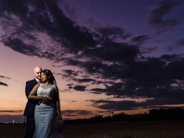 La boda de David y Hannah en Valdepeñas, Ciudad Real 35