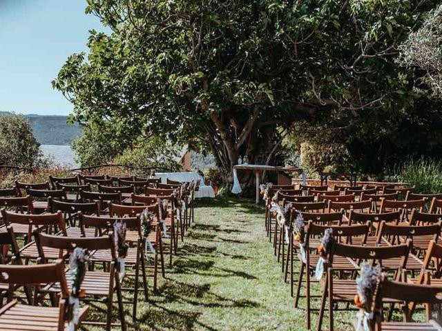 La boda de Borja y Geo en Tagamanent, Barcelona 17