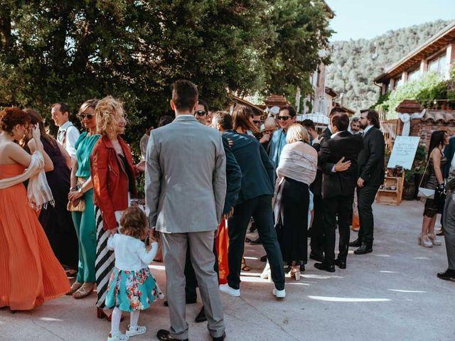 La boda de Borja y Geo en Tagamanent, Barcelona 87