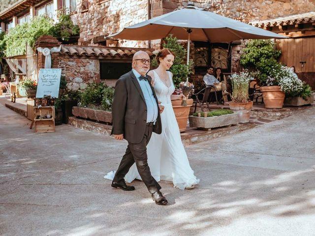 La boda de Borja y Geo en Tagamanent, Barcelona 97