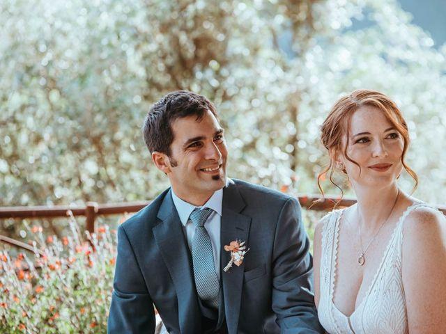 La boda de Borja y Geo en Tagamanent, Barcelona 110