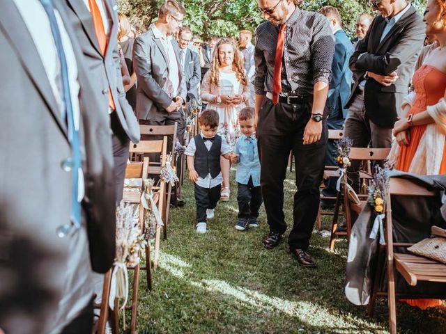 La boda de Borja y Geo en Tagamanent, Barcelona 114