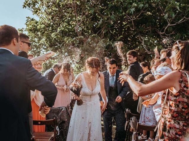 La boda de Borja y Geo en Tagamanent, Barcelona 119