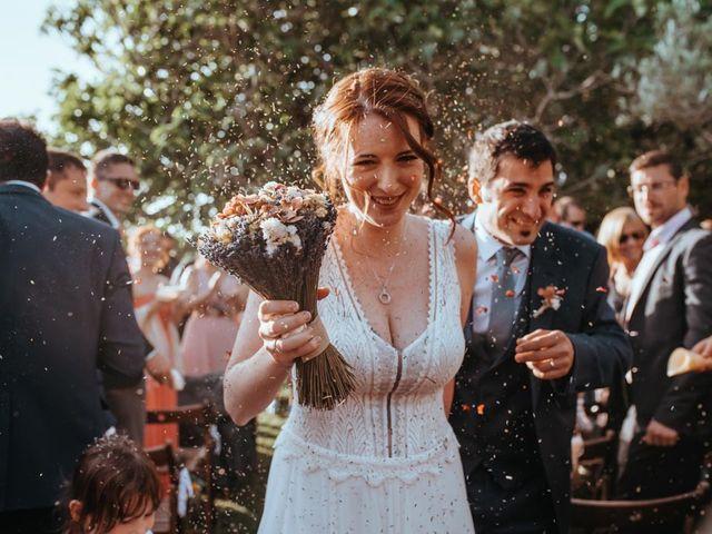 La boda de Borja y Geo en Tagamanent, Barcelona 121