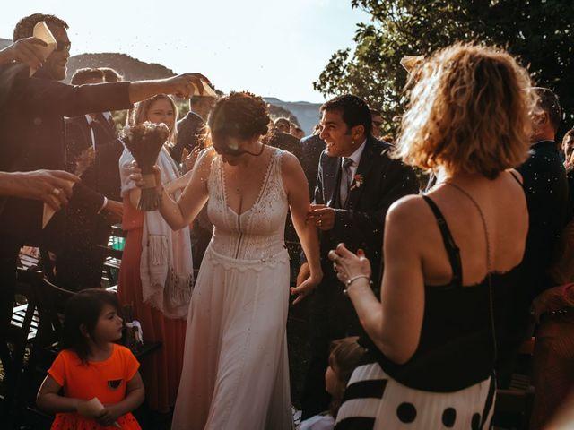 La boda de Borja y Geo en Tagamanent, Barcelona 122