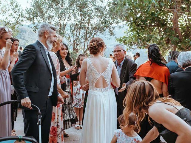 La boda de Borja y Geo en Tagamanent, Barcelona 123