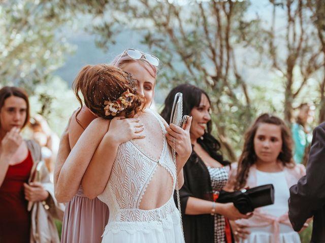 La boda de Borja y Geo en Tagamanent, Barcelona 124