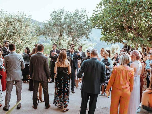 La boda de Borja y Geo en Tagamanent, Barcelona 126