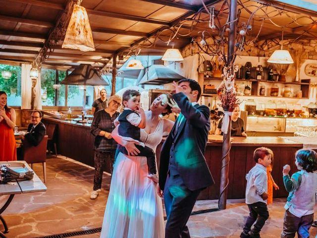 La boda de Borja y Geo en Tagamanent, Barcelona 166