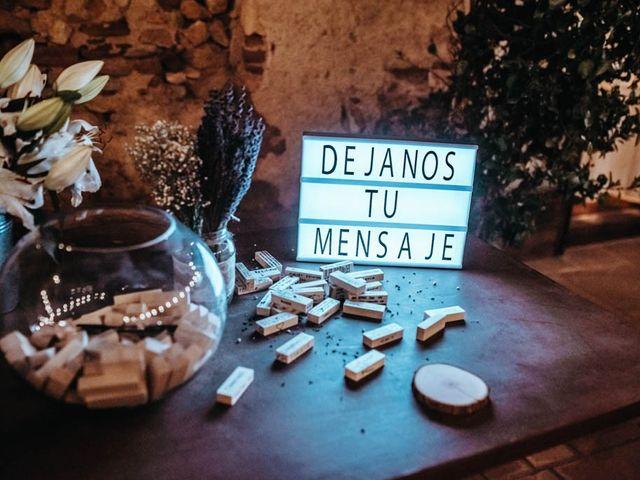 La boda de Borja y Geo en Tagamanent, Barcelona 171