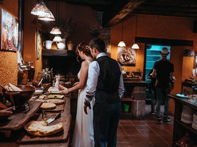 La boda de Borja y Geo en Tagamanent, Barcelona 179