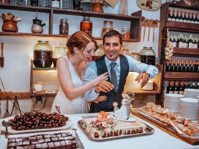 La boda de Borja y Geo en Tagamanent, Barcelona 182