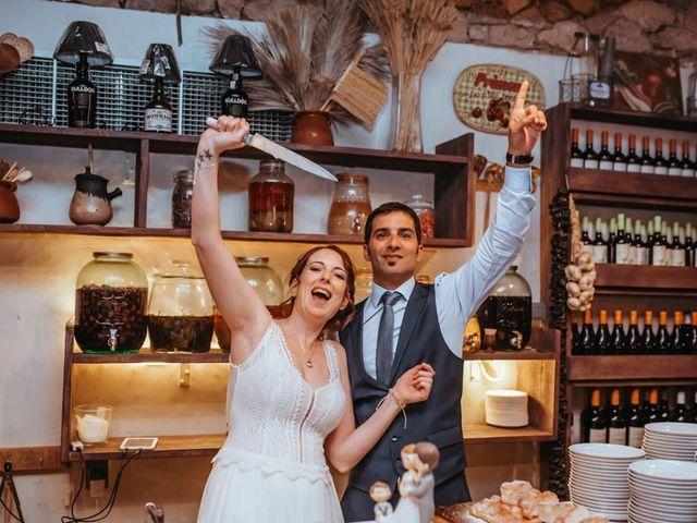 La boda de Borja y Geo en Tagamanent, Barcelona 186