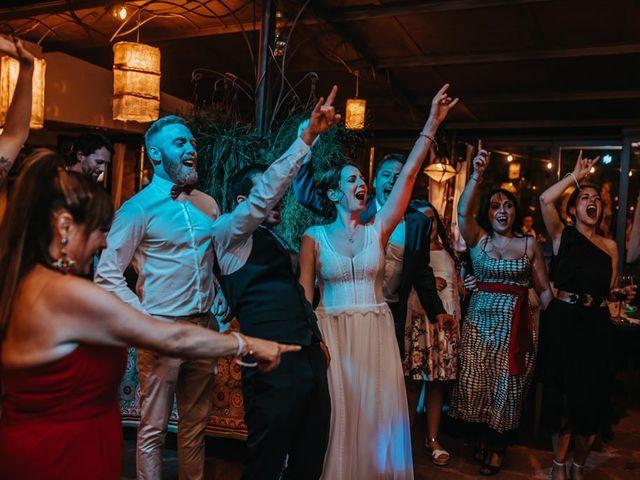 La boda de Borja y Geo en Tagamanent, Barcelona 203