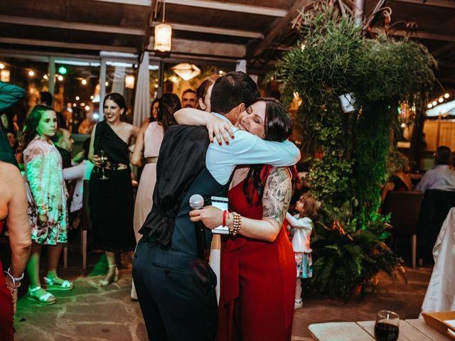 La boda de Borja y Geo en Tagamanent, Barcelona 205