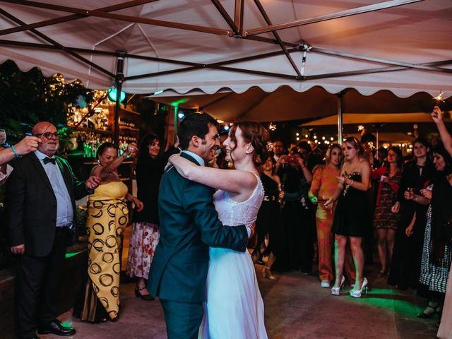 La boda de Borja y Geo en Tagamanent, Barcelona 208
