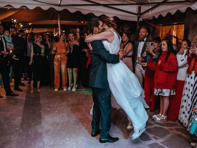 La boda de Borja y Geo en Tagamanent, Barcelona 209