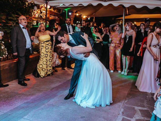 La boda de Borja y Geo en Tagamanent, Barcelona 211