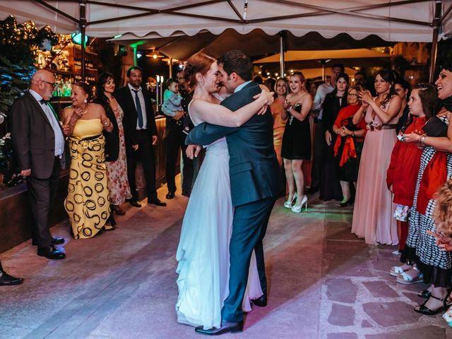 La boda de Borja y Geo en Tagamanent, Barcelona 212