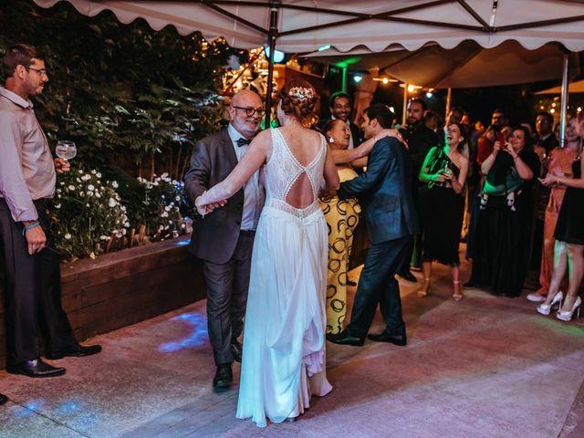 La boda de Borja y Geo en Tagamanent, Barcelona 213
