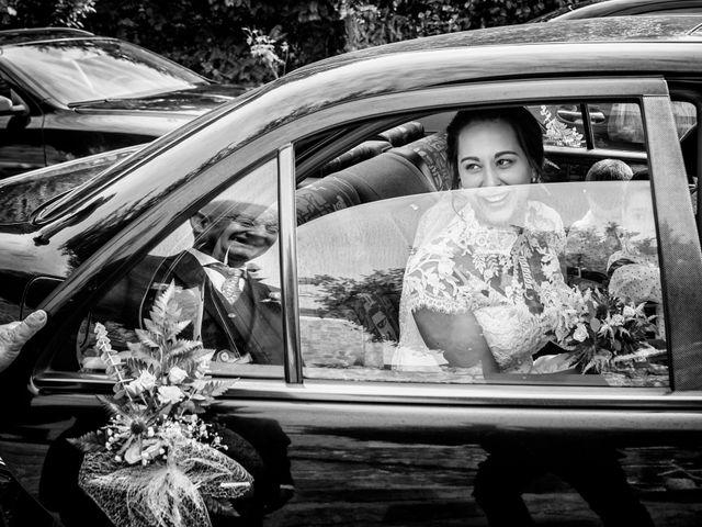 La boda de Edgar y Cristina en Chantada (Santa Marina), Lugo 5