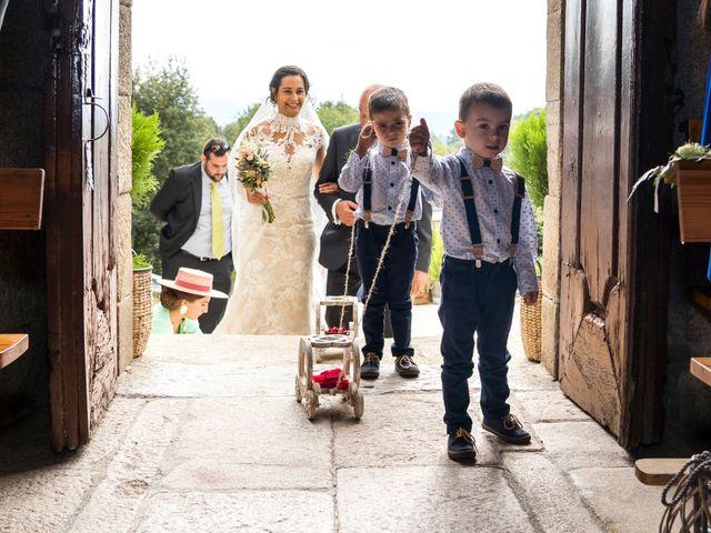 La boda de Edgar y Cristina en Chantada (Santa Marina), Lugo 7