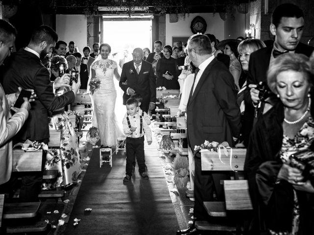 La boda de Edgar y Cristina en Chantada (Santa Marina), Lugo 8
