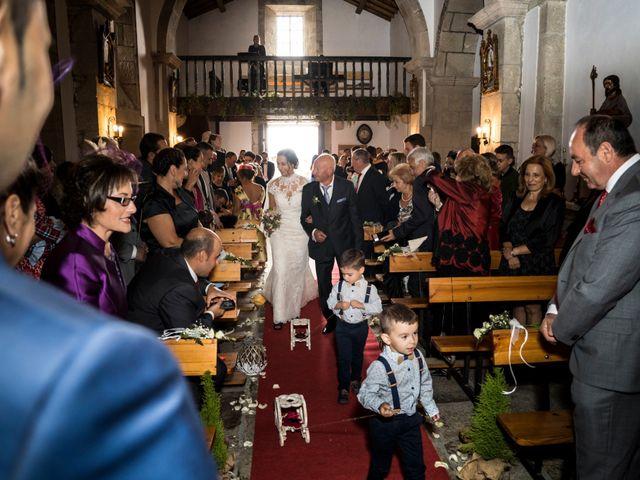 La boda de Edgar y Cristina en Chantada (Santa Marina), Lugo 9
