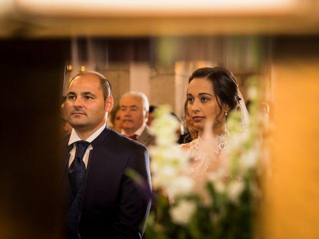 La boda de Edgar y Cristina en Chantada (Santa Marina), Lugo 10