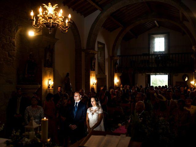 La boda de Edgar y Cristina en Chantada (Santa Marina), Lugo 11