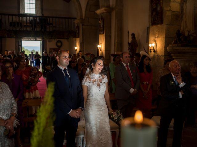 La boda de Edgar y Cristina en Chantada (Santa Marina), Lugo 12