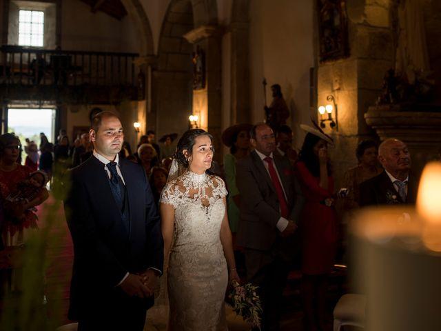 La boda de Edgar y Cristina en Chantada (Santa Marina), Lugo 13