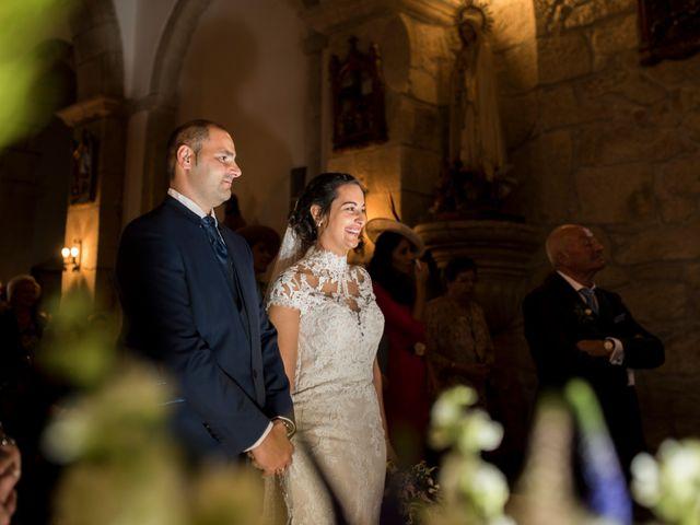 La boda de Edgar y Cristina en Chantada (Santa Marina), Lugo 14