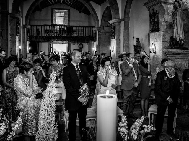 La boda de Edgar y Cristina en Chantada (Santa Marina), Lugo 15