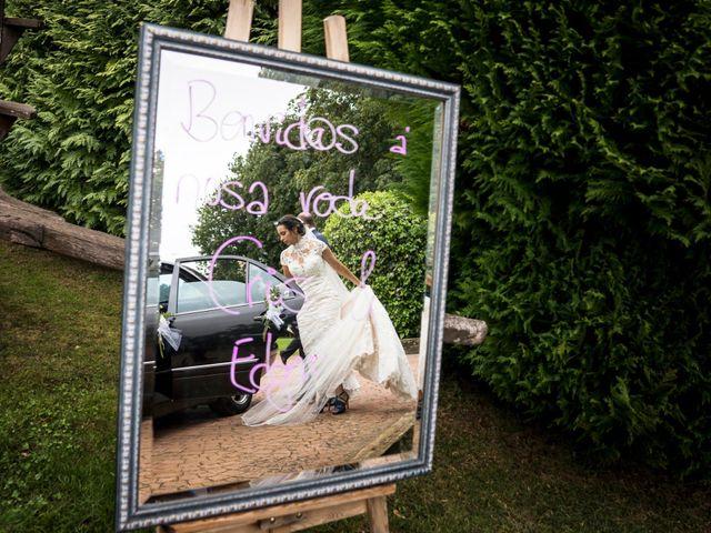 La boda de Edgar y Cristina en Chantada (Santa Marina), Lugo 16