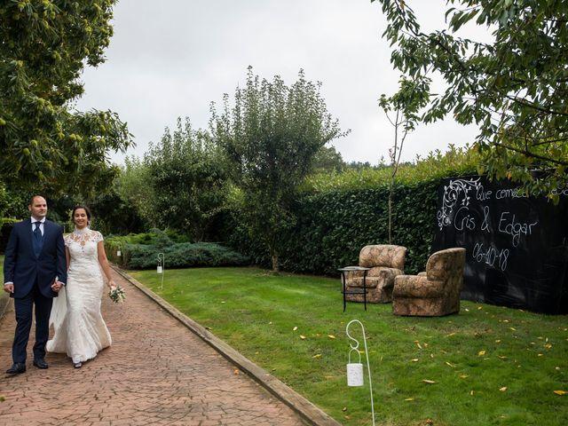 La boda de Edgar y Cristina en Chantada (Santa Marina), Lugo 19