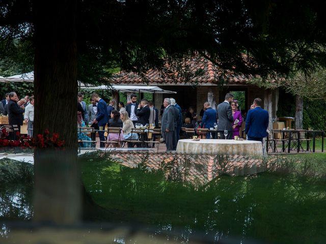 La boda de Edgar y Cristina en Chantada (Santa Marina), Lugo 29