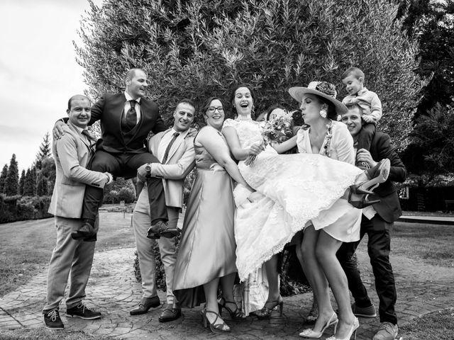 La boda de Edgar y Cristina en Chantada (Santa Marina), Lugo 30
