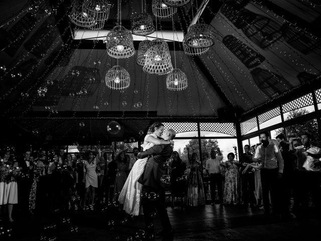 La boda de Edgar y Cristina en Chantada (Santa Marina), Lugo 41